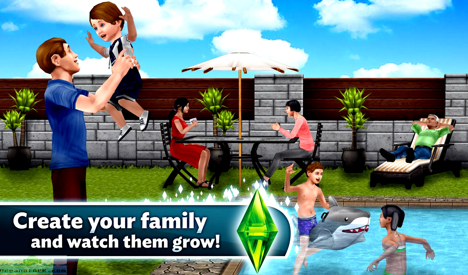 sims freeplay apk free money and lp apk pure