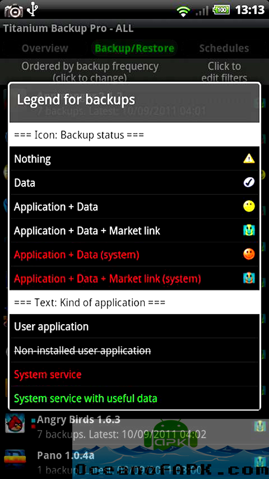 Titanium Backup PRO APK Setup Free Download