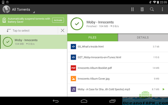 uTorrent Pro APK Features