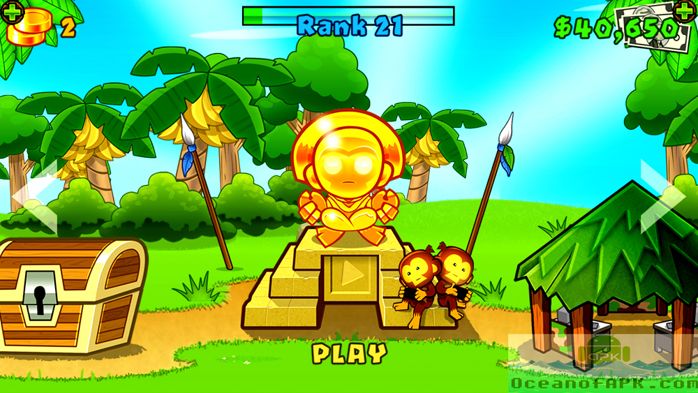 Bloon TD 5 APK Features