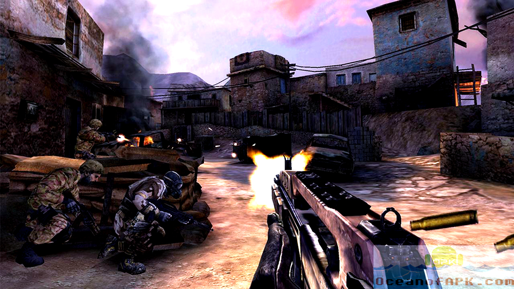 Call of Duty Strike Team Mod APK Free Download -