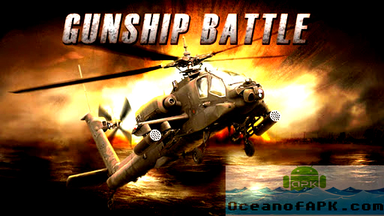 GUNSHIP BATTLE Helicopter 3D Mod Free Download