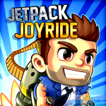 Jetpack Joyride Mod Free Shopping APK Free Download