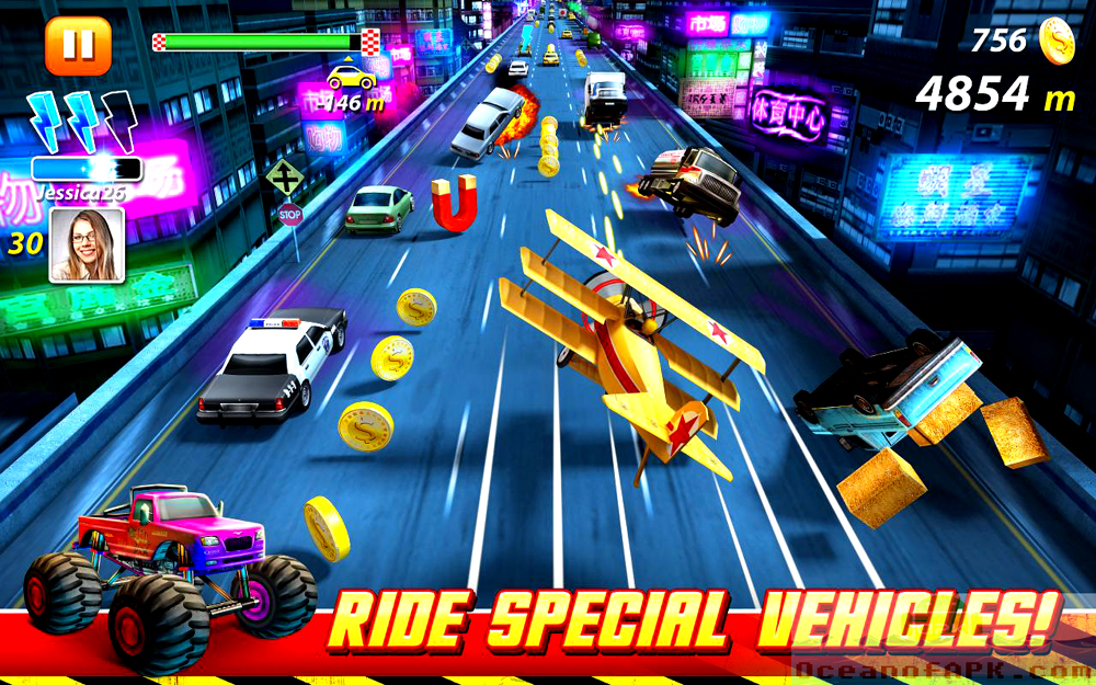 On the Run APK Download For Free