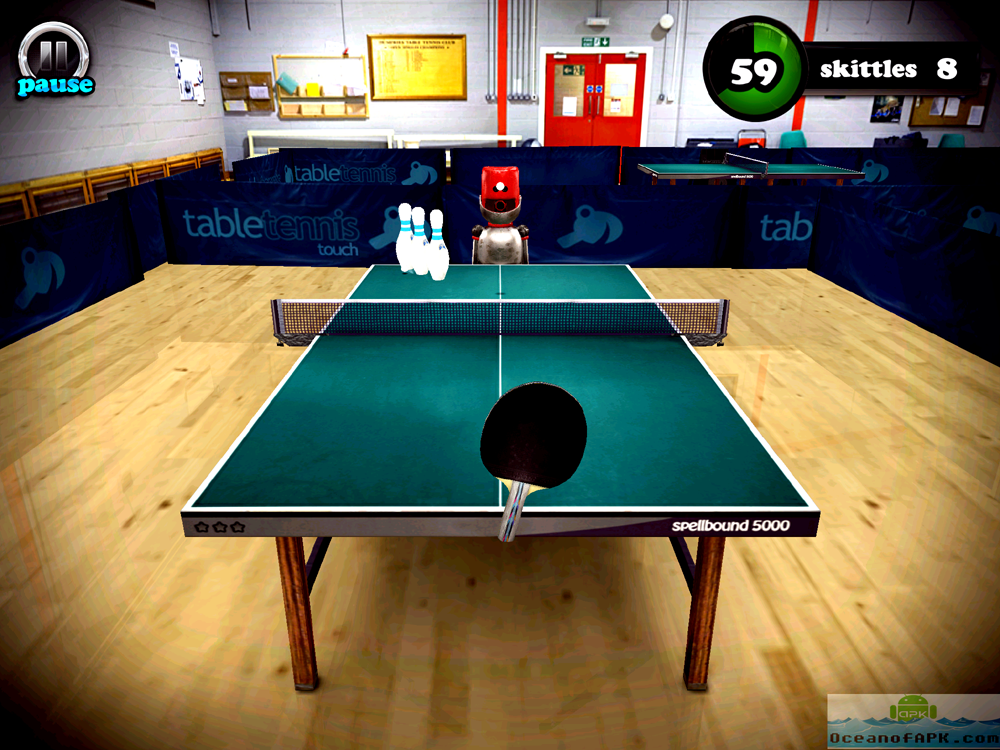 Table Tennis Touch APK Features