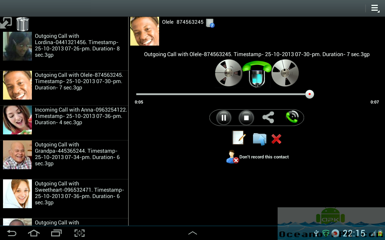 Automatic Call Recorder Pro APK Setup Free Download