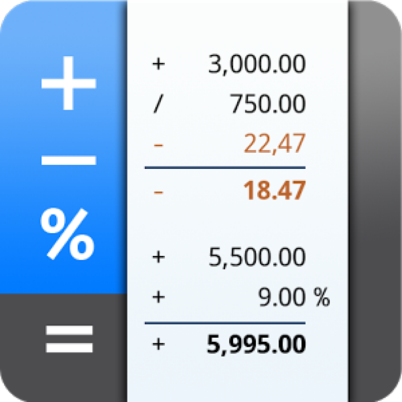 CalcTape Pro Tape Calculator APK Free Download