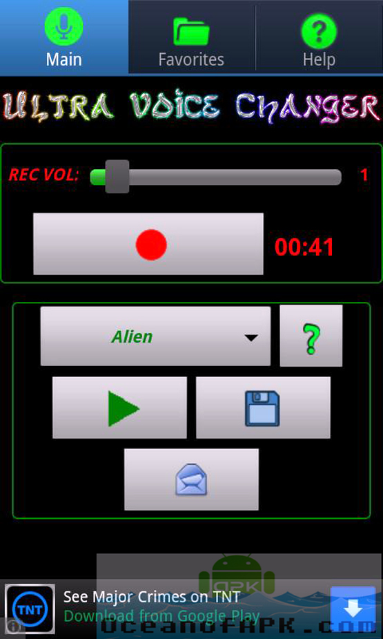 Deluxe Ultra Voice Changer APK Setup Free Download