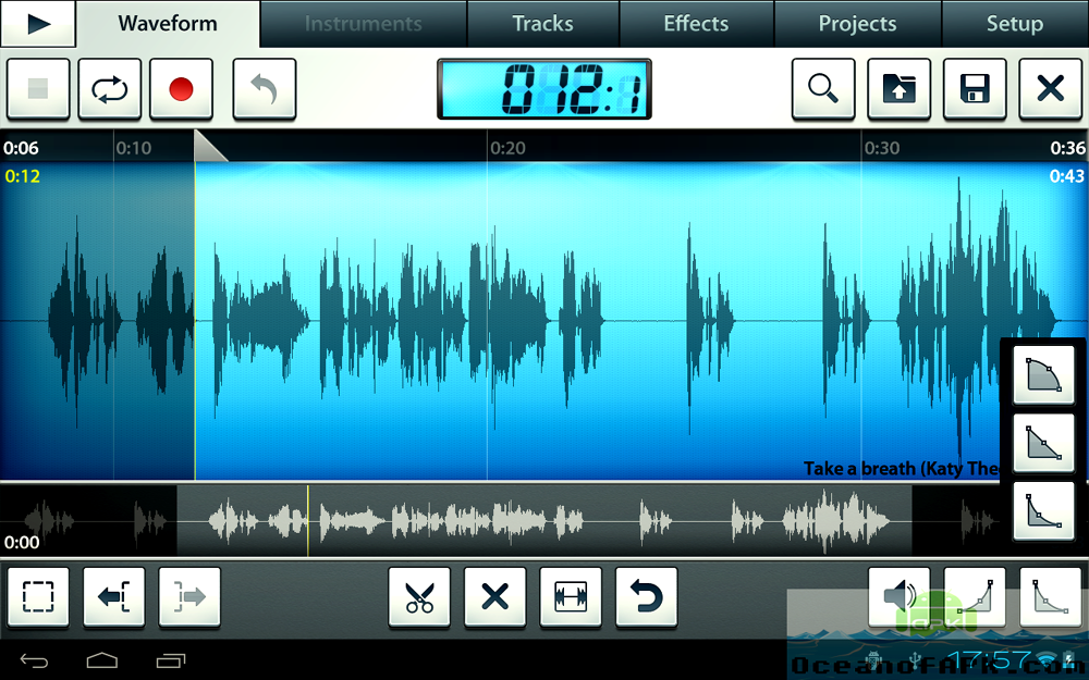 Kvr: image line updates fl studio mobile for android to v1. 3.