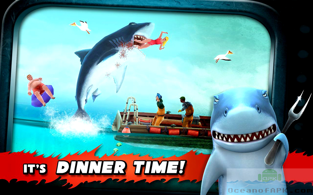 Hungry shark evolution v5. 9. 2 mod (infinite coins / massive attack.