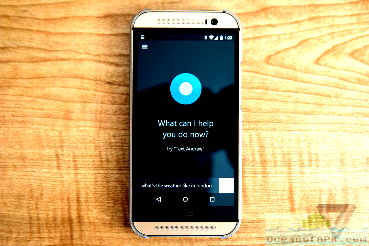 Microsoft Cortana For Android APK Features
