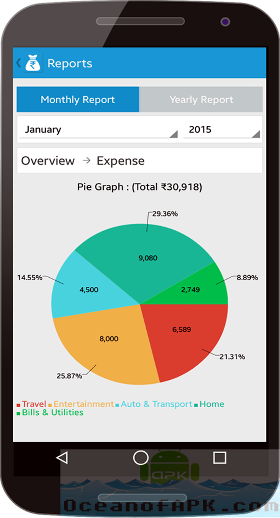 MyMoney Expense Manager VIP APK Setup Free Download