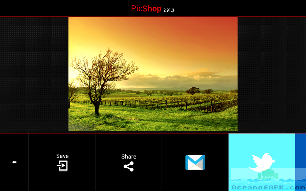 PicShop Photo Editor APK Features