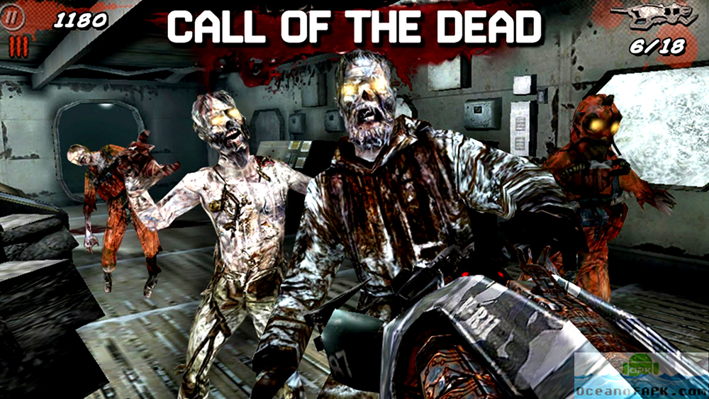 ocean of games call of duty waw zombies apk