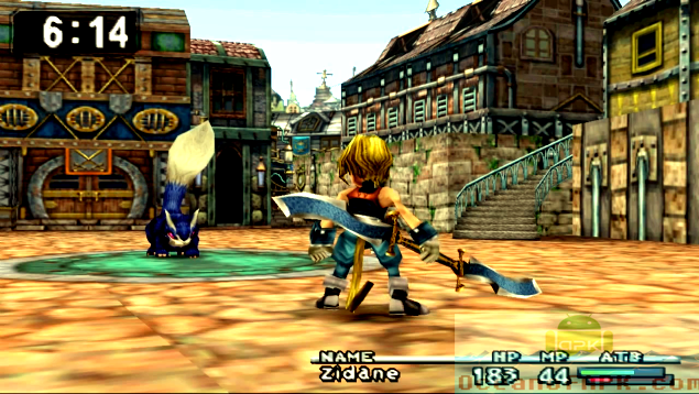FINAL FANTASY IX For Android APK Features