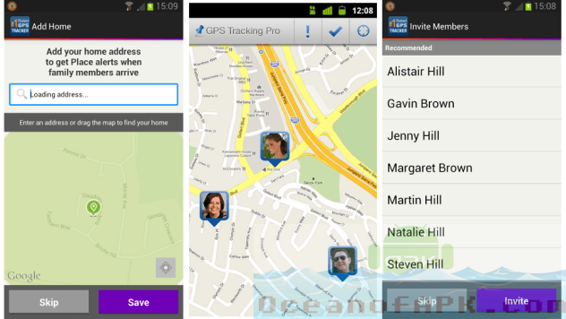 GPS Phone Tracker Pro Premium APK Setup Free Download