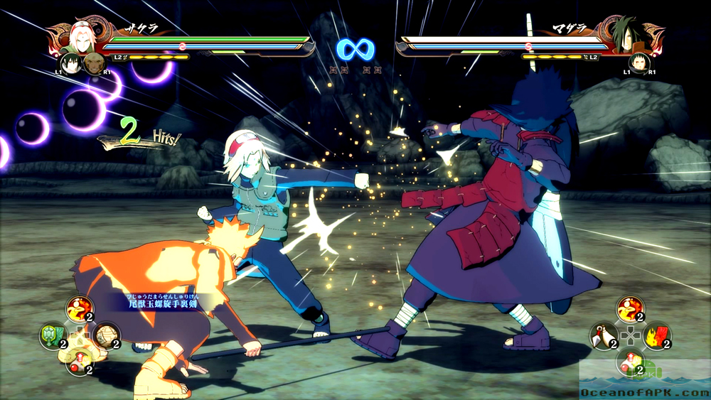 Naruto Shippuden Ultimate Ninja Storm 4 APK Download For Free