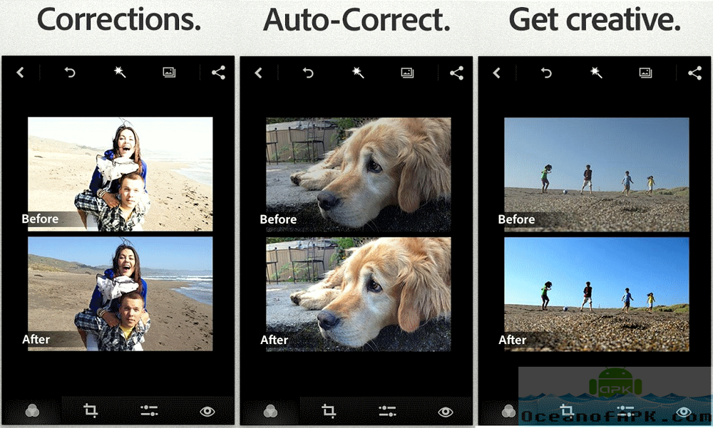 Adobe Photoshop Express Premium APK Setup Fre Download