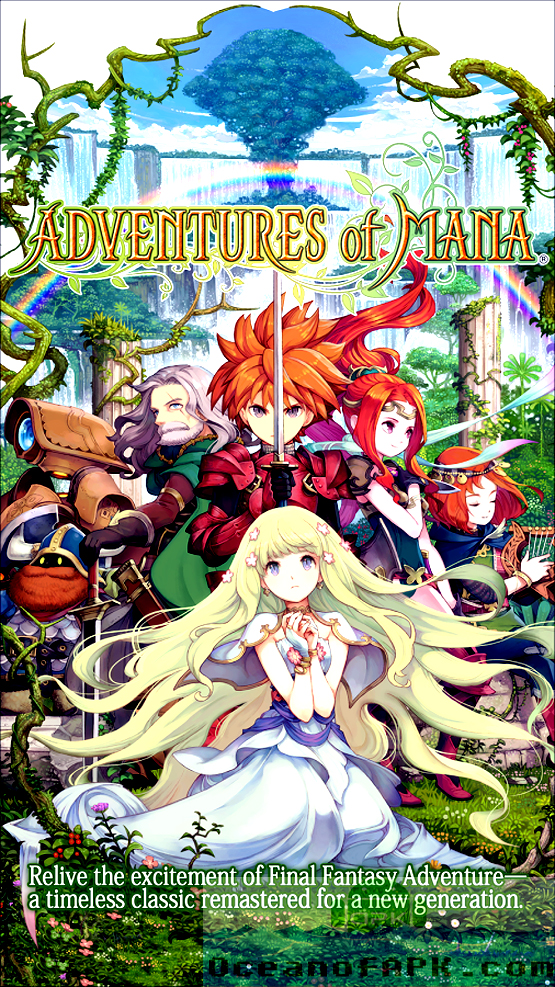 Adventures of Mana APK Features