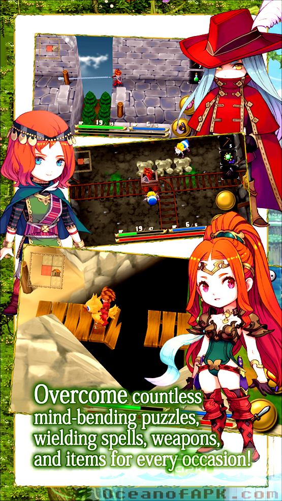Adventures of Mana APK Setup Free Download