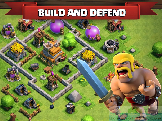 Clash of Clans Mod APK Download For Free