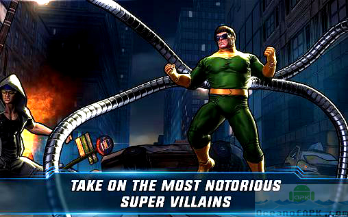 Marvel Avengers Alliance 2 Mod APK Download For Free