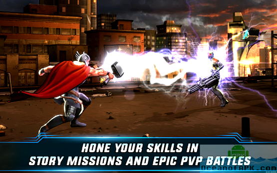 Marvel Avengers Alliance 2 Mod APK Features