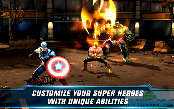 Marvel Avengers Alliance 2 Mod APK Setup Free Download