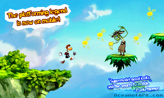 Rayman Jungle Run APK Download For Free