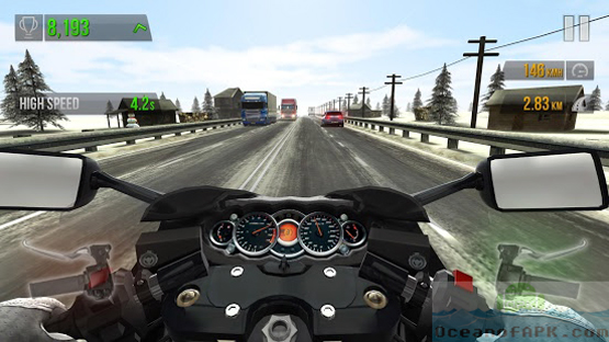 Traffic Rider Mod APK Download For Free