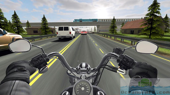 Traffic Rider Mod APK Features