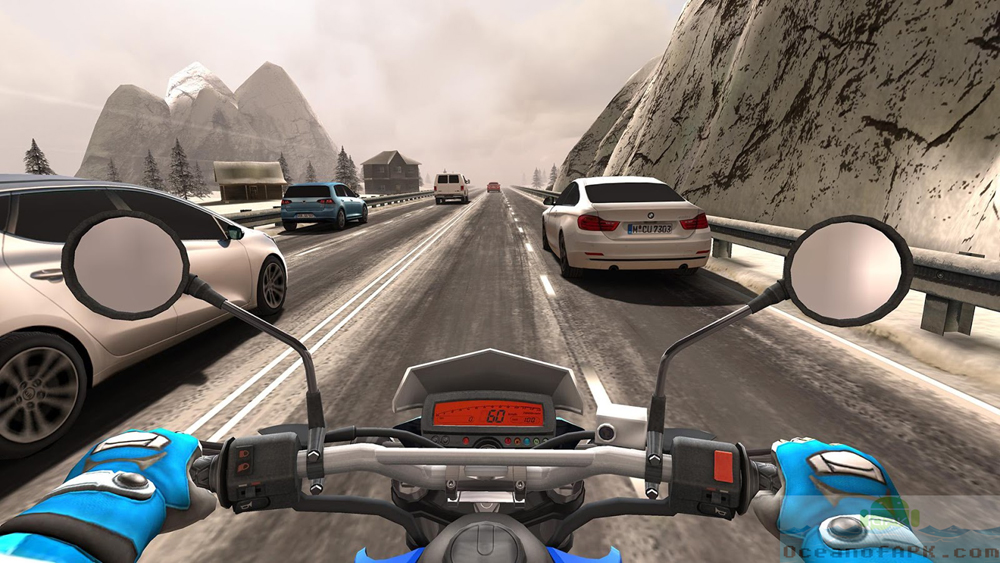 Traffic Rider Mod APK Setup Free Download