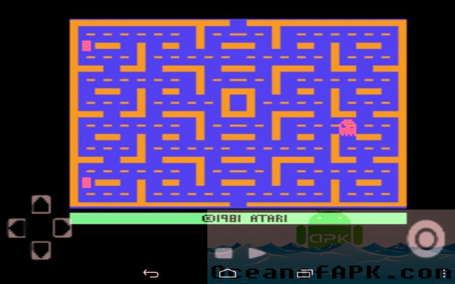Android Atari 2600 Emulator APK Free Download