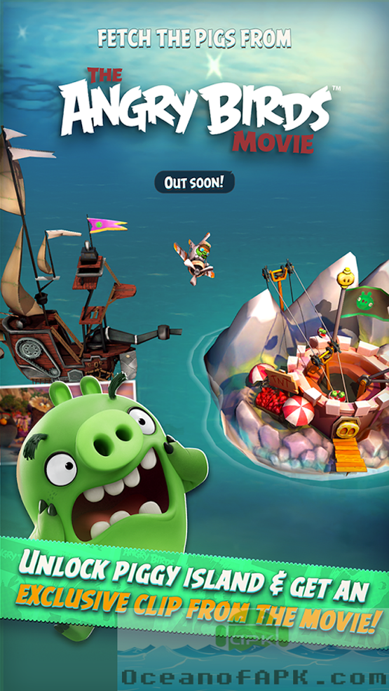 Angry Birds Action Mod APK Download For Free