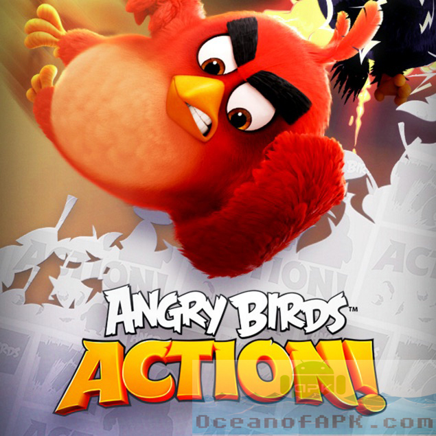 Angry Birds Action Mod APK Free Download
