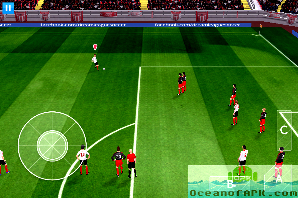 dream league soccer hack apk download android