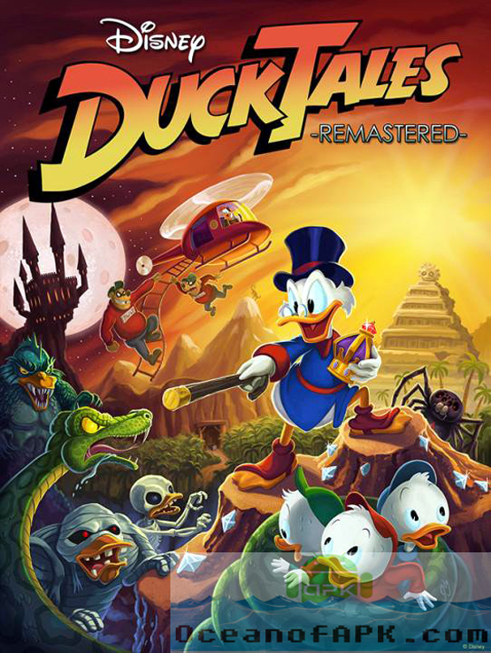 Duck Tales Remastered APK Free Download