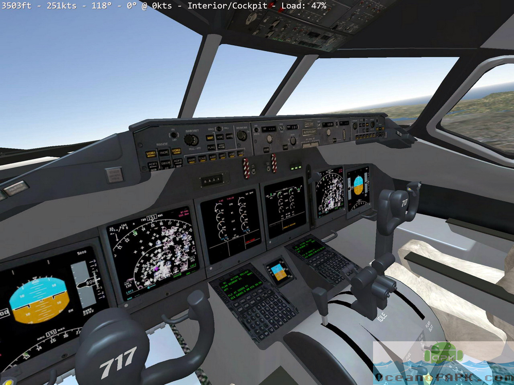 Infinite Flight Simulator Mod APK Features