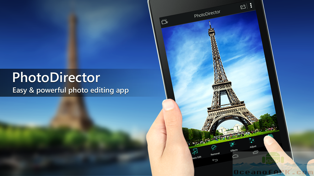 PhotoDirector Photo Editor Premium APK Download For Free