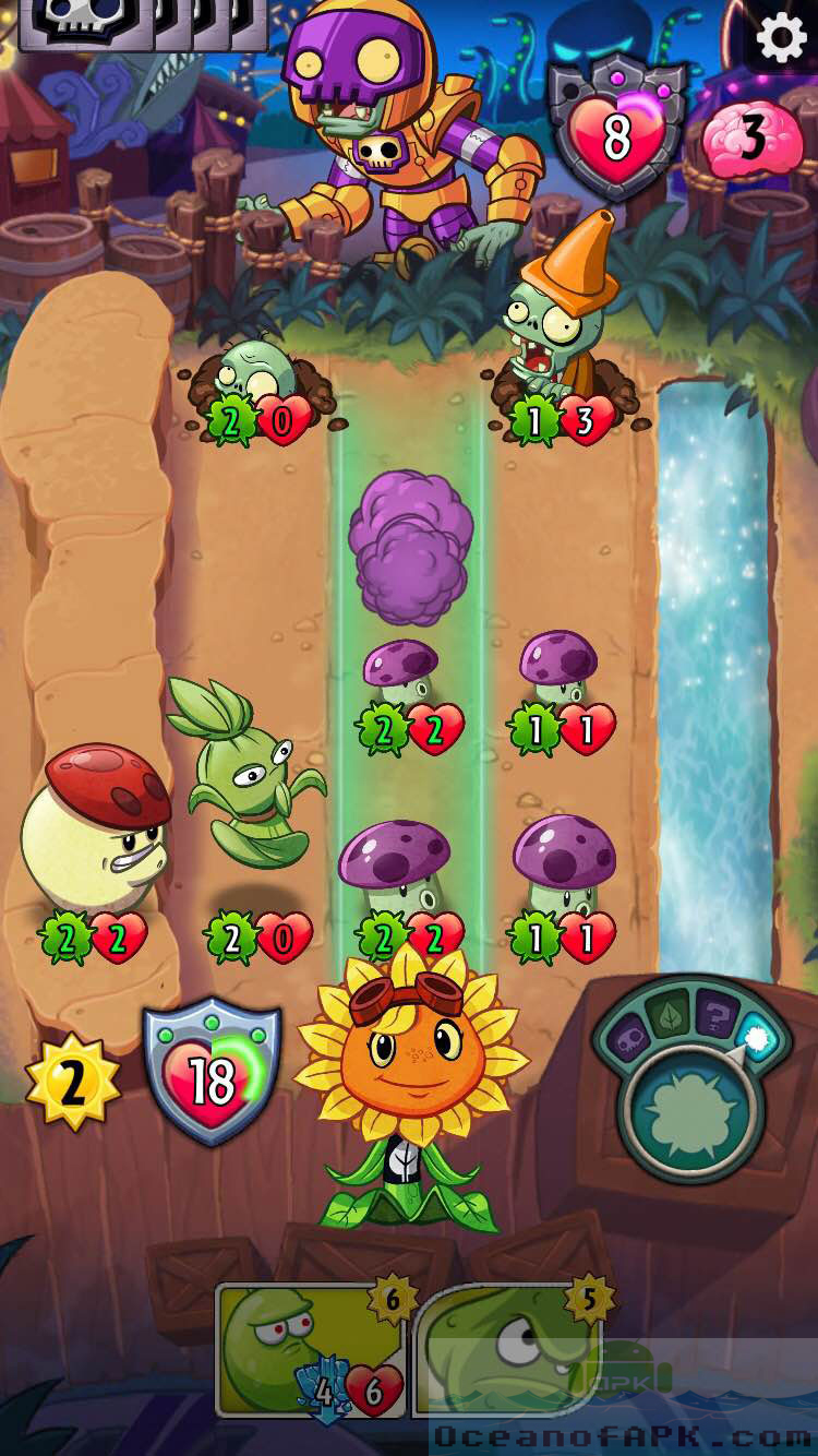 Plants vs Zombies Heroes Mod APK Free Download