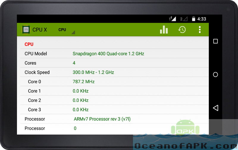 CPU X System & Hardware Info APK Download For Free
