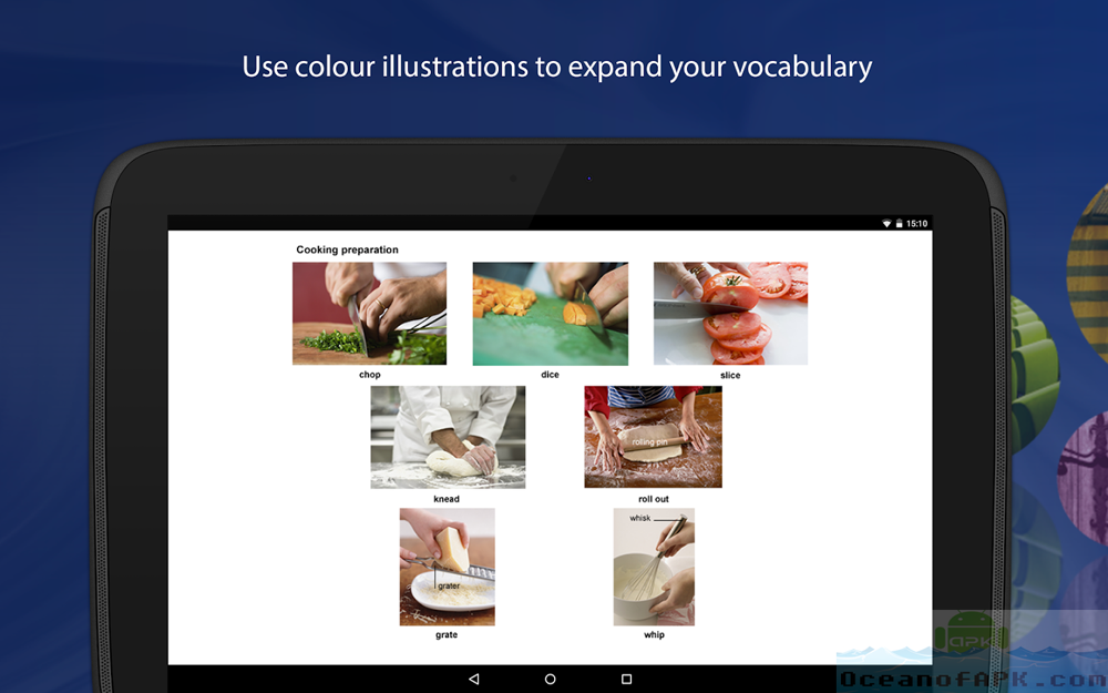 Oxford Advanced Learner's Dictionary 9th Edition APK With Offline Data Setup Free Download