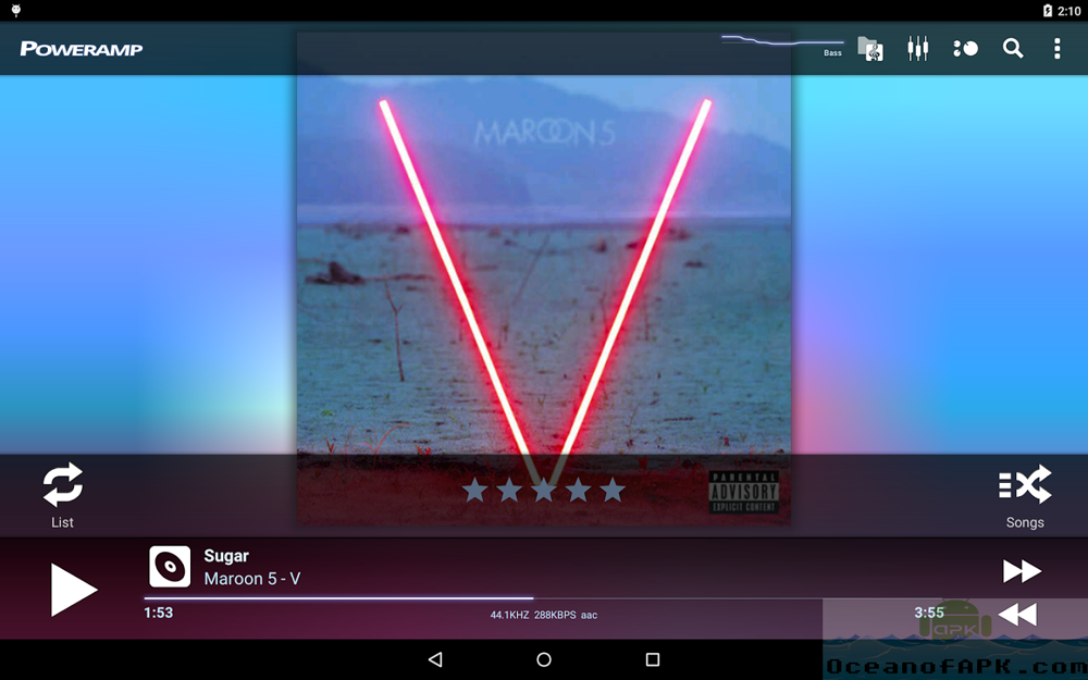 Poweramp Music Player APK Setup Free Download