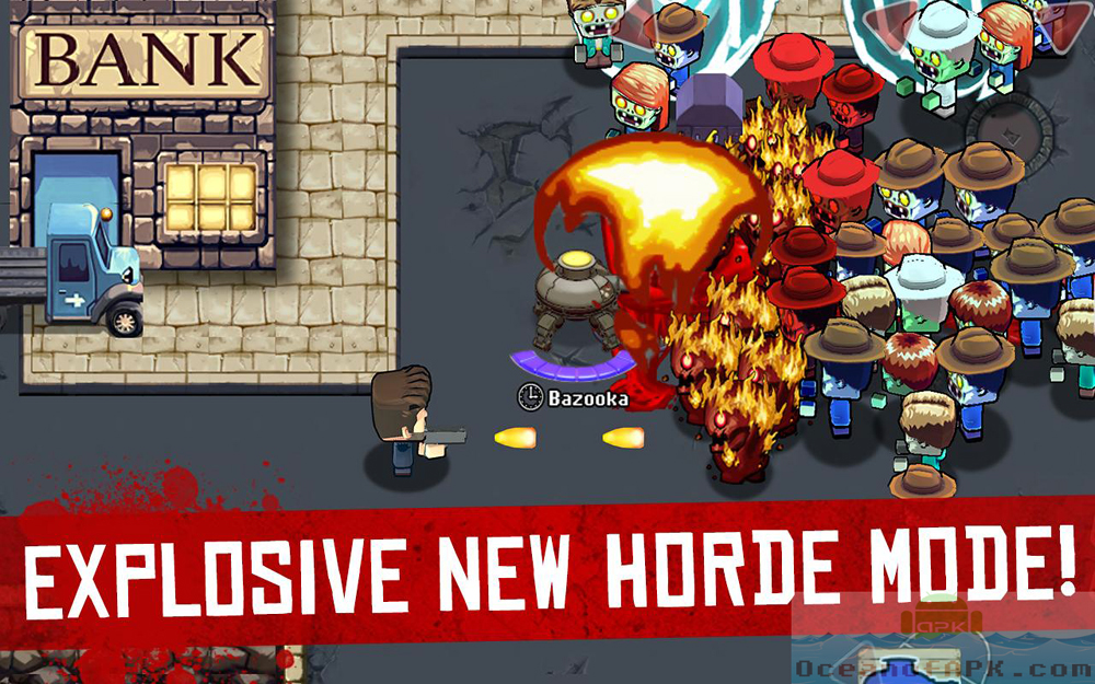 Age of Zombies Unlocked APK Download For Free