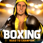 Boxing Road To Champion APK Mod Unlimited Free Download