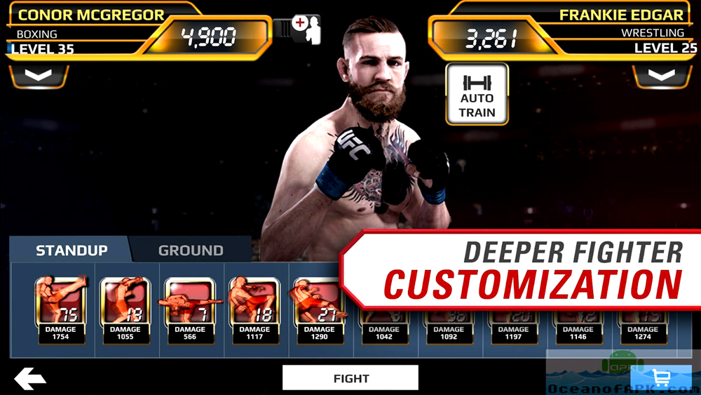 EA Sports UFC APK Download For Free