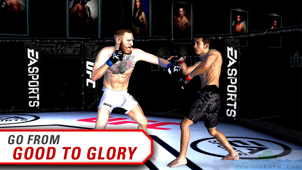 EA Sports UFC APK Features