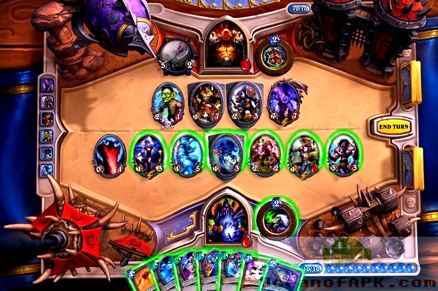 Hearthstone Heroes of Warcraft APK Download For Free