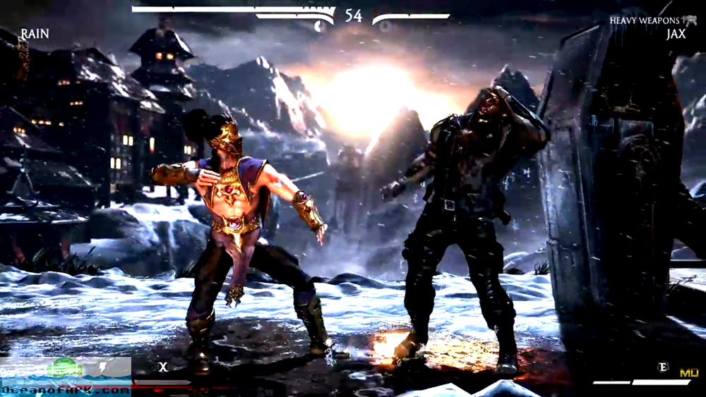 Mortal Kombat X Mega Mod APK Features