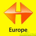 Navigon Europe version APK Free Download